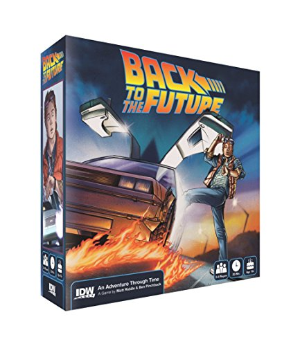 Back to the Future: An Adventure Through Time Game