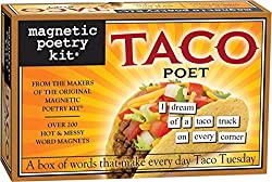 Taco Magnetic Poetry