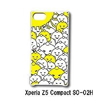 エクスペリア docomo Xperia Z5 Compact SO-02H スマホケース カバー キャラクター tg-095C