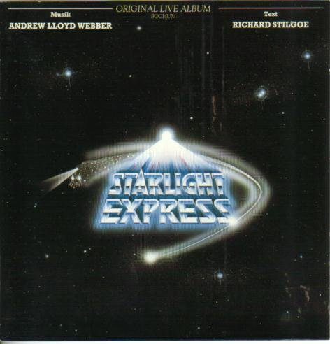 Starlight Express - Original Live Album Bochum [Doppel-CD]