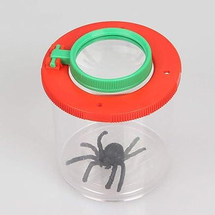 子供のおもちゃのための虫眼鏡で昆虫ビューア昆虫ビューア双方向アンプ