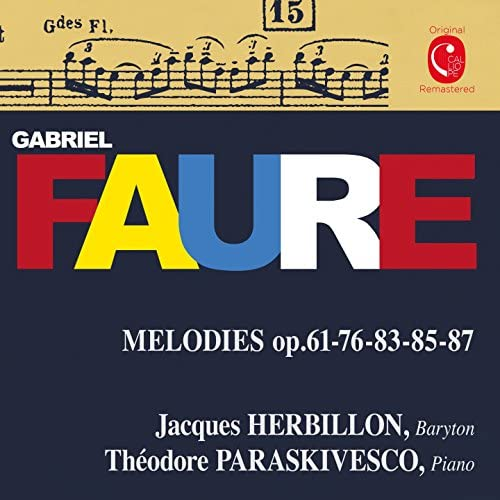Jacques Herbillon & Thédore Paraskivesco