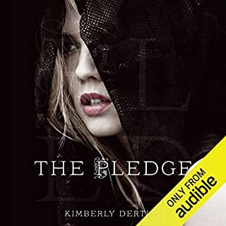 The Pledge audiobook cover art