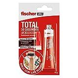 Fischer Adhesivo Total 30 Extreme (Envase 15 gr), 541726, Trasparente