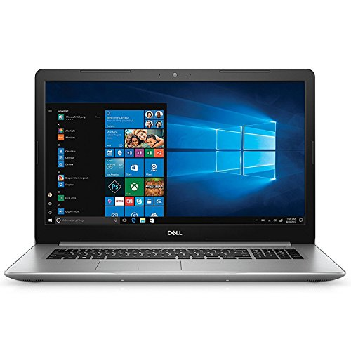 Dell Inspiron 17 5000 Series 5770 17.3' Full HD Laptop - 8th Gen Intel Core i7-8550U Processor up to 4.0 GHz, 16GB Memory, 256GB SSD + 2TB HDD, 4GB AMD Radeon 530 Graphics (Windows 10 Home)