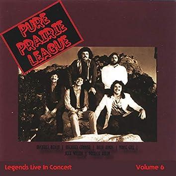 Legends Live in Concert (Live in Denver, CO, July 17, 1979)