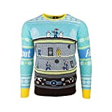 Fallout Vault Christmas Sweater