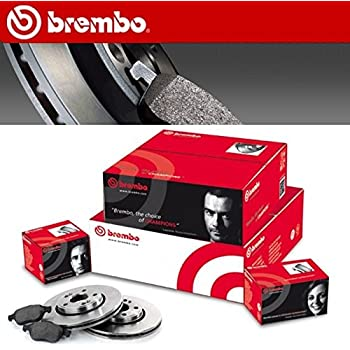 Disco Freno Anteriore con verniciatura UV Set di 2 dischi Brembo 08.8163.21