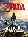Legend Of Zelda. Official Sticker Book