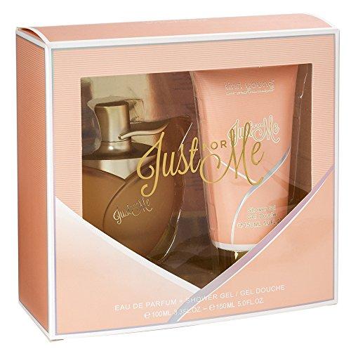 Linn Young Just For Me Coffret Parfum 100 ml/Gel Douche pour Femme