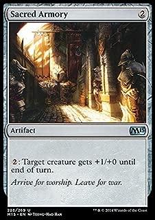 Magic: the Gathering - Sacred Armory (228/269) - Magic 2015