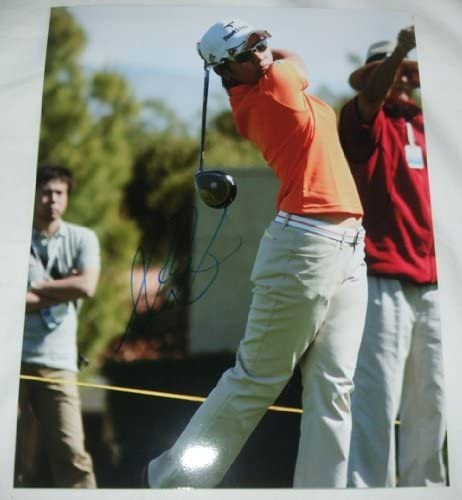 Ai Miyazato Direct stock discount Autographed LPGA Golf 8x10 PROOF Charlotte Mall of W Picture Photo