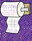 Poodoku: Easy Sudoku Puzzles to do on the Loo