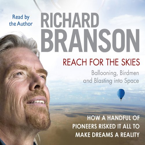 Reach for the Skies cover art