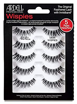 Ardell Multipack Demi Wispies False Lashes 5 Pairs