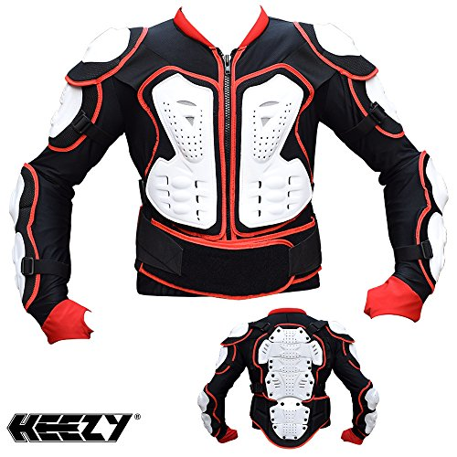 Protectorenjas HEEZY® beschermers hemd jas motorcross quad ski snowboard BMX