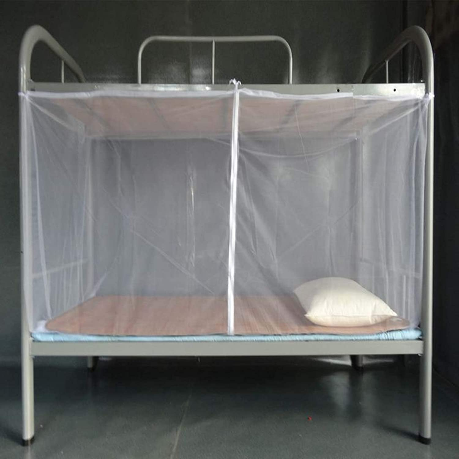 Bed nets, Student Dormitory Single Upper Curtains Integrated Shade Mosquito net,3,1.2  1.95  1.5  16