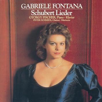 Gabriele Fontana - Schubert Lieder