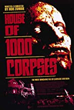 House of 1000 Corpses POSTER Movie (27 x 40 Inches - 69cm x 102cm) (2003)