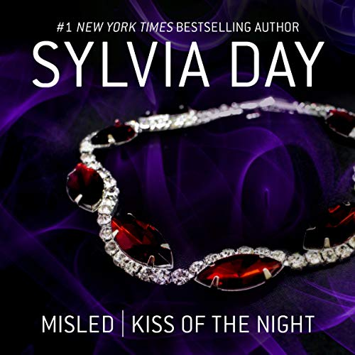 Misled & Kiss of the Night audiobook cover art