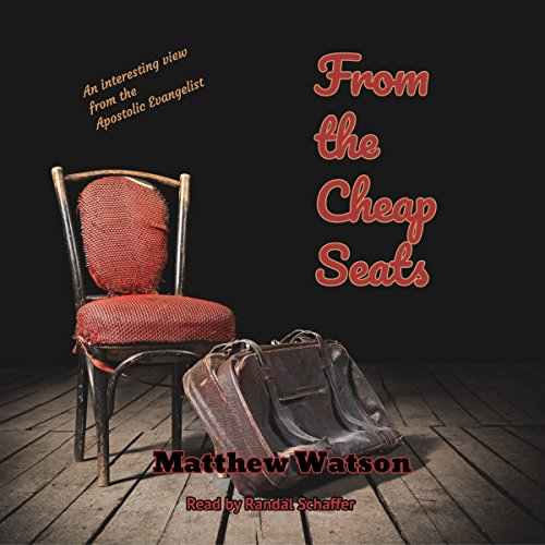 From the Cheap Seats audiobook cover art