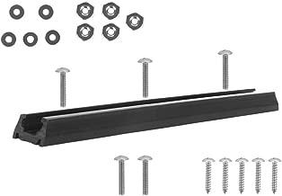 Yak Gear(ヤックギア) マウント アクセサリー トラックレール 8インチ(約20cm)