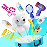 Gizmovine 17 pcs Doctor Kit for Kids, Gifts for 3 4 5 Year Old Boys Girls, Realistic Pretend Kid Doctor Play Set, Pretend Medical Kit Toys for 3 4 5 Year Old Girls Boys Toddlers Children