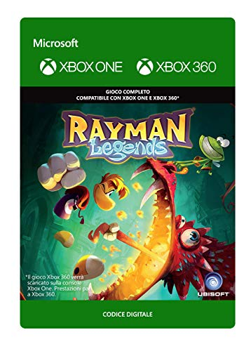 Rayman Legends Standard | Xbox 360 - Plays on Xbox One Codice download