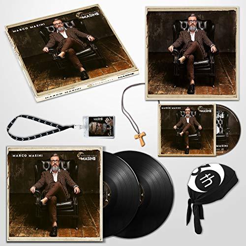 Masini 30th Anniversary (Deluxe 2lp+CD +Foto+Bandana+Ciondolo Tau+Pass) [Vinyl LP]
