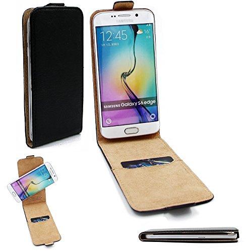 K-S-Trade Kompatibel Mit M-Horse Pure 1 Flipstyle Schutz Hülle 360° Smartphone Tasche, Schwarz, Hülle Flip Cover Kompatibel Mit M-Horse Pure 1