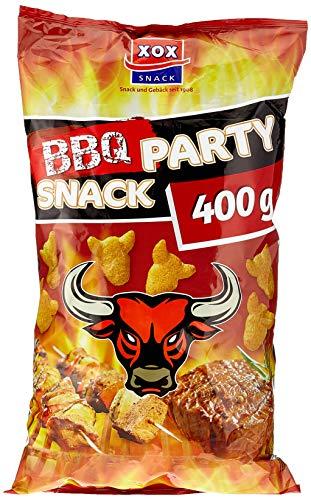 XOX Party BBQ Snack (1 x 400 g)