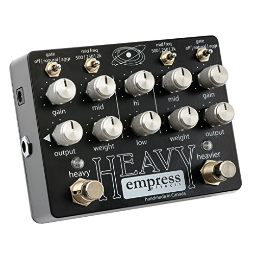 Empress Effects エンプレスエフェクト ディストーション ギターエフェクター Heavy