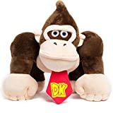Super Mario Plush Donkey Kong Toy, Mario Stuffed Animals, Bowser Plush King Kong Toy 10inche Gift for Kids