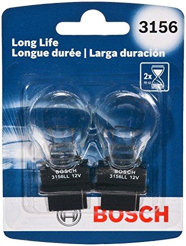 Bosch 3156 Long Life Upgrade Minature Bulb, Pack of 2