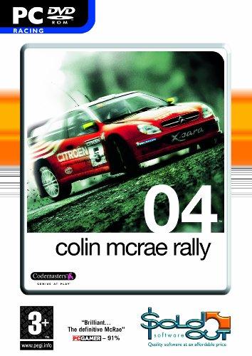 Colin McRae Rally 04 (PC-DVD) [Edizione: Regno Unito]