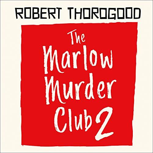The Marlow Murder Club 2 cover art