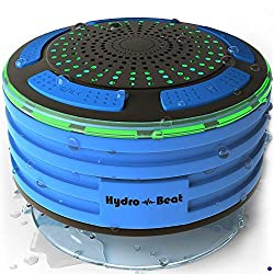 Hydro-Beat Bluetooth Shower Radio