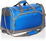 Amazon Basics - Sporttasche, Größe M, Königsblau