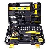 Conjuntos de herramientas para el hogar Caja de herramientas de hardware Herramienta de mano Destornillador conjunto 78 piezas conjunto de herramientas de combinación de hogar Reparación diaria y bric