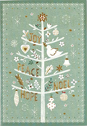 Joyful Tidings Small Boxed Holiday Cards