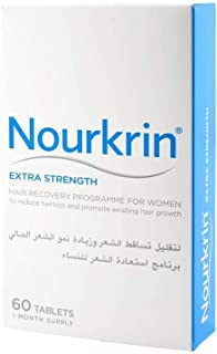 Nourkrin Extra Strength Tablets 60's