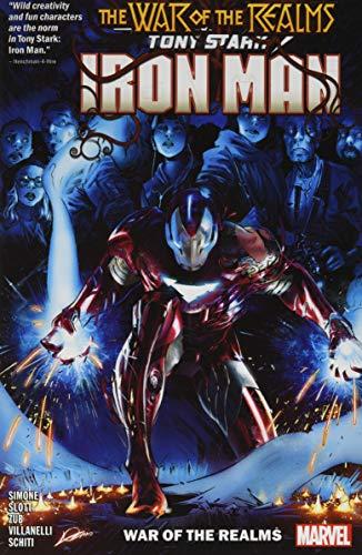 Tony Stark: Iron Man Vol. 3: War of the Realms (Tony Stark: Iron Man (3))