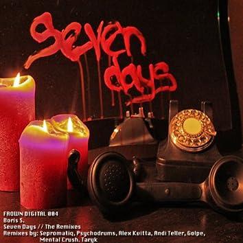 Seven Days (The Remixes)