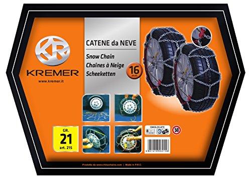 KREMER 219 Schneeketten - 3