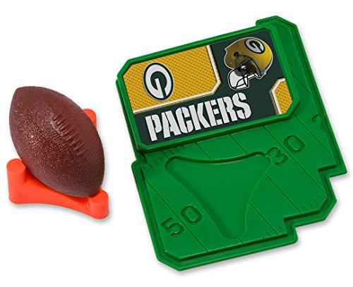 cakemake NFL Football & Tee, Kuchendekoration, Green Bay Packers