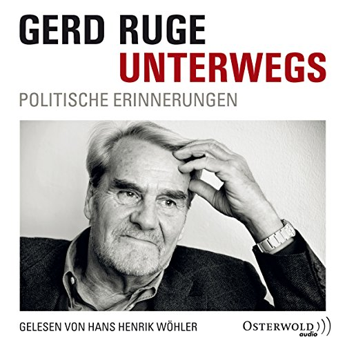 Unterwegs audiobook cover art