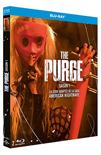 The Purge - Saison 1 [Blu-ray]