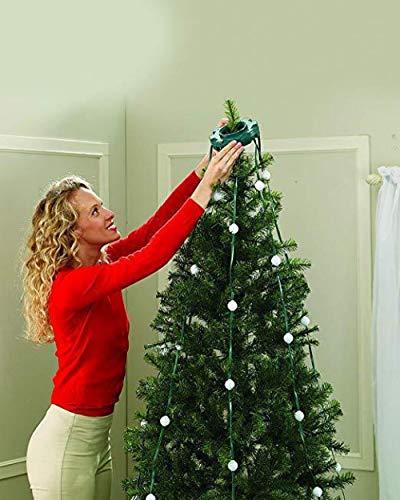 Weihnachtsbaum Lichterketten Tree Dazzler, Weihnachtsbaum Dekoration Lichterketten LED Lichterketten