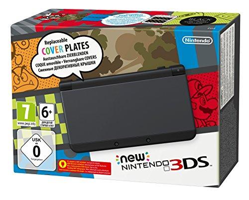 Preisvergleich Produktbild New Nintendo 3DS schwarz