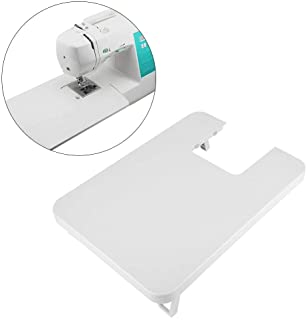 Sewing Machine Extension Board,Mini Extension Desktop Sewing Table Abs Plastic Sewing Machine with Extension Table Extensi...